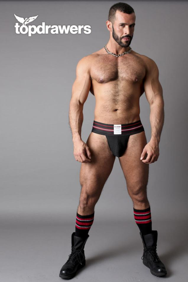 CellBlock 13 Locker Jock